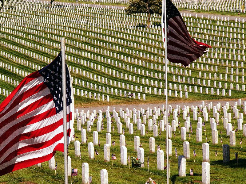 Crawling to Peace (Memorial Day 2015)